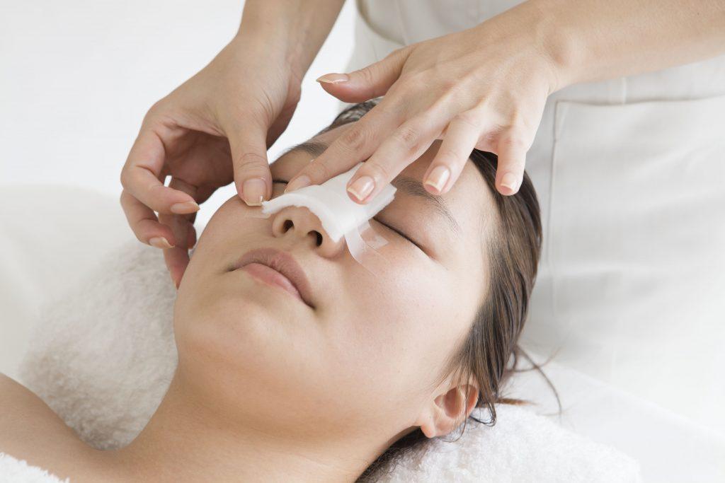 鼻柱挙上術の効果