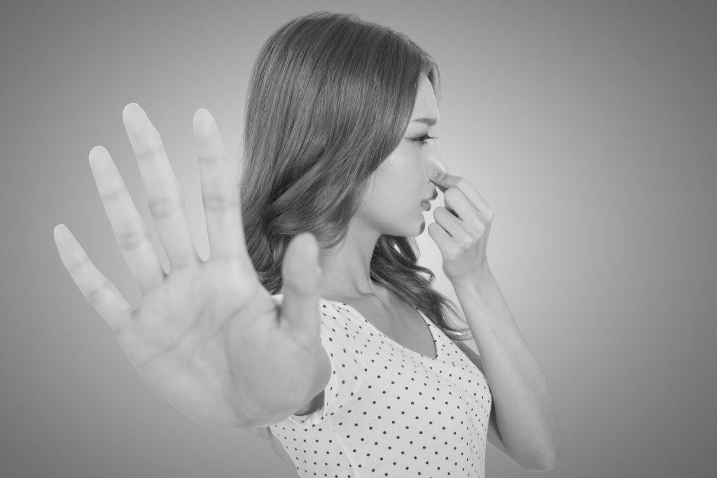 鼻柱挙上術の失敗