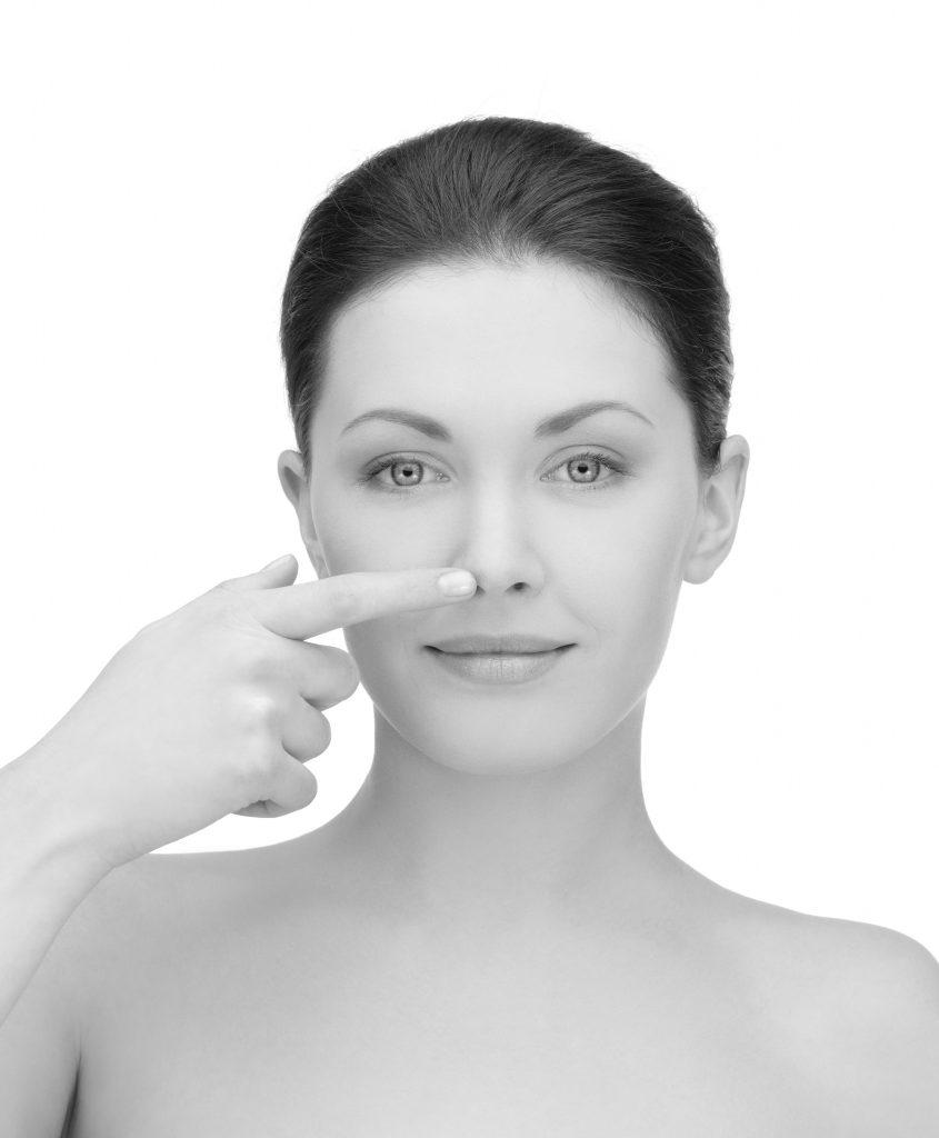 鼻翼縮小術のメリット