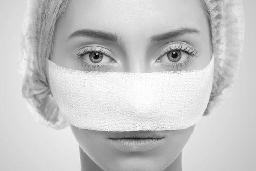 鼻シリコンプロテーゼの効果