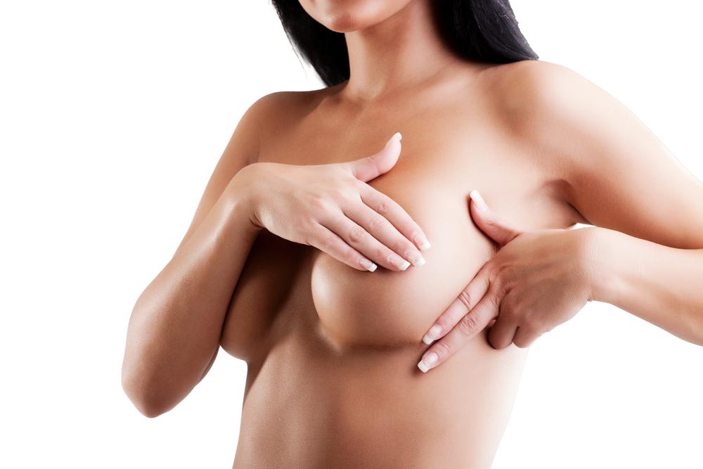 乳腺下法(豊胸バッグ)のダウンタイム
