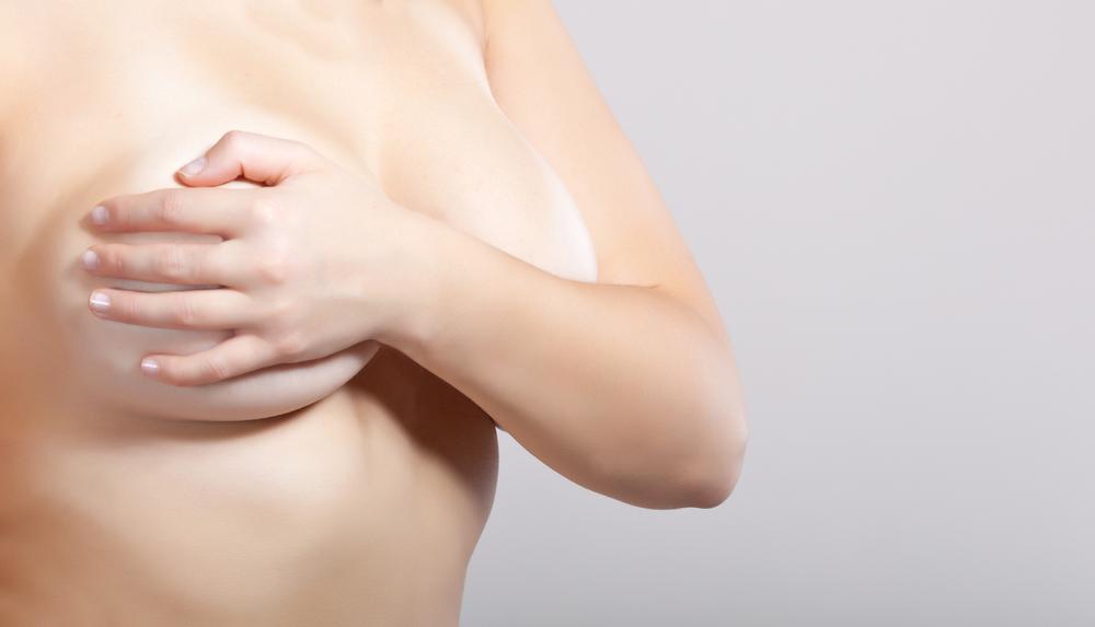 乳腺下法(豊胸バッグ)の効果