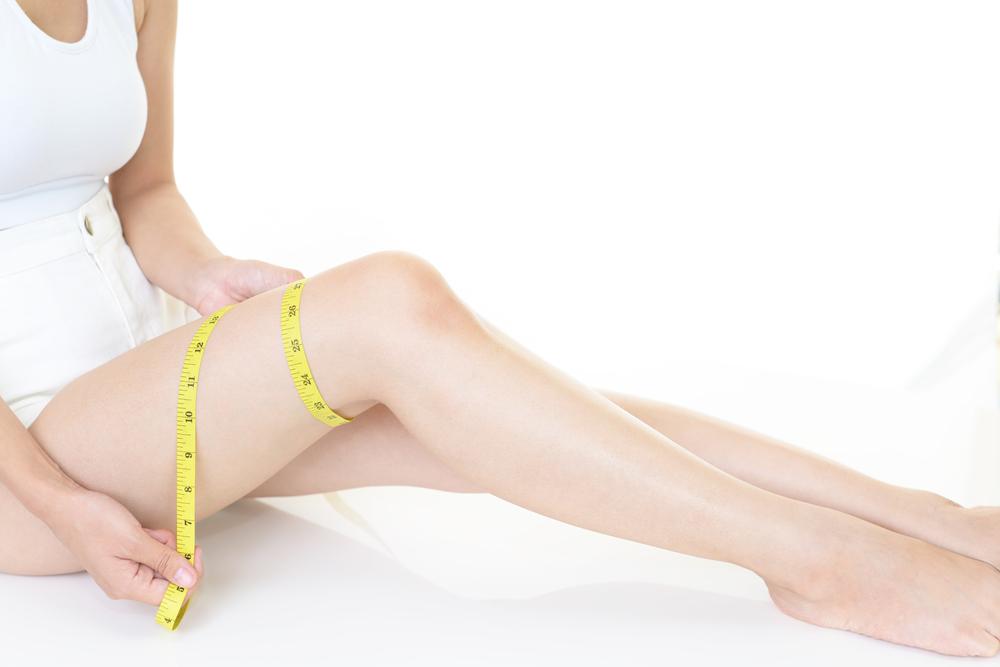 ふくらはぎ整形(下腿筋萎縮)の名医、足痩せを!